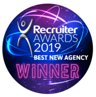 Recruiter Awards Winner 2019