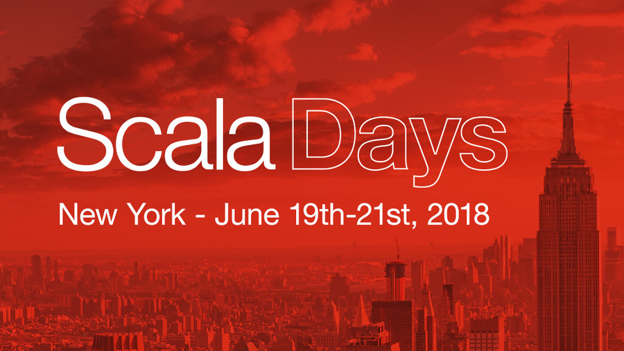 Scala Days New York 2018 Twitter