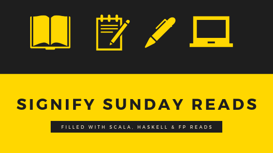 Signify Sunday Reads