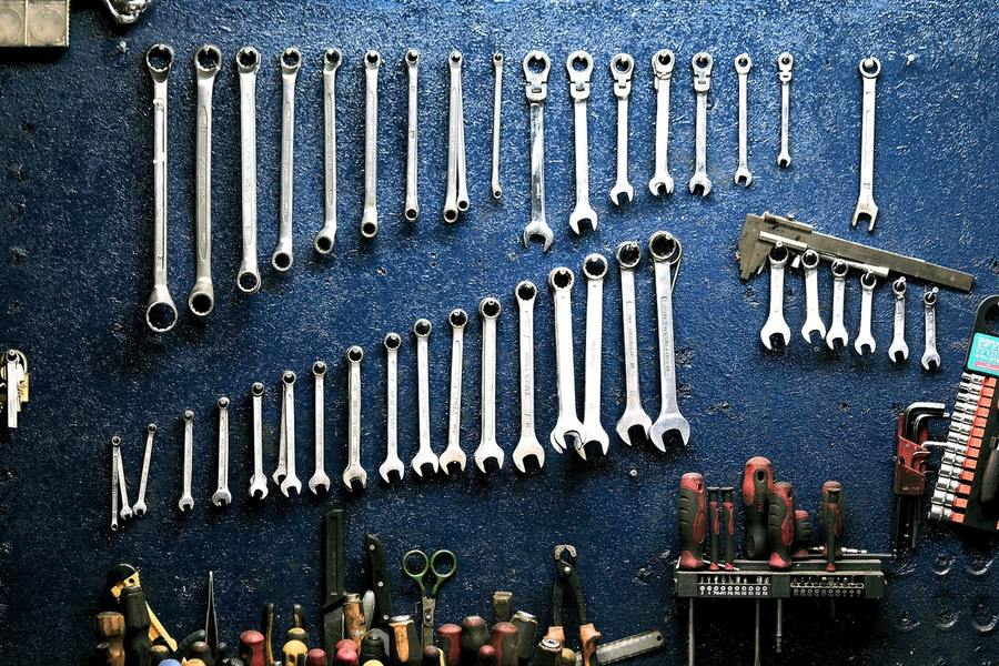 Keys Workshop Mechanic Tools 162553