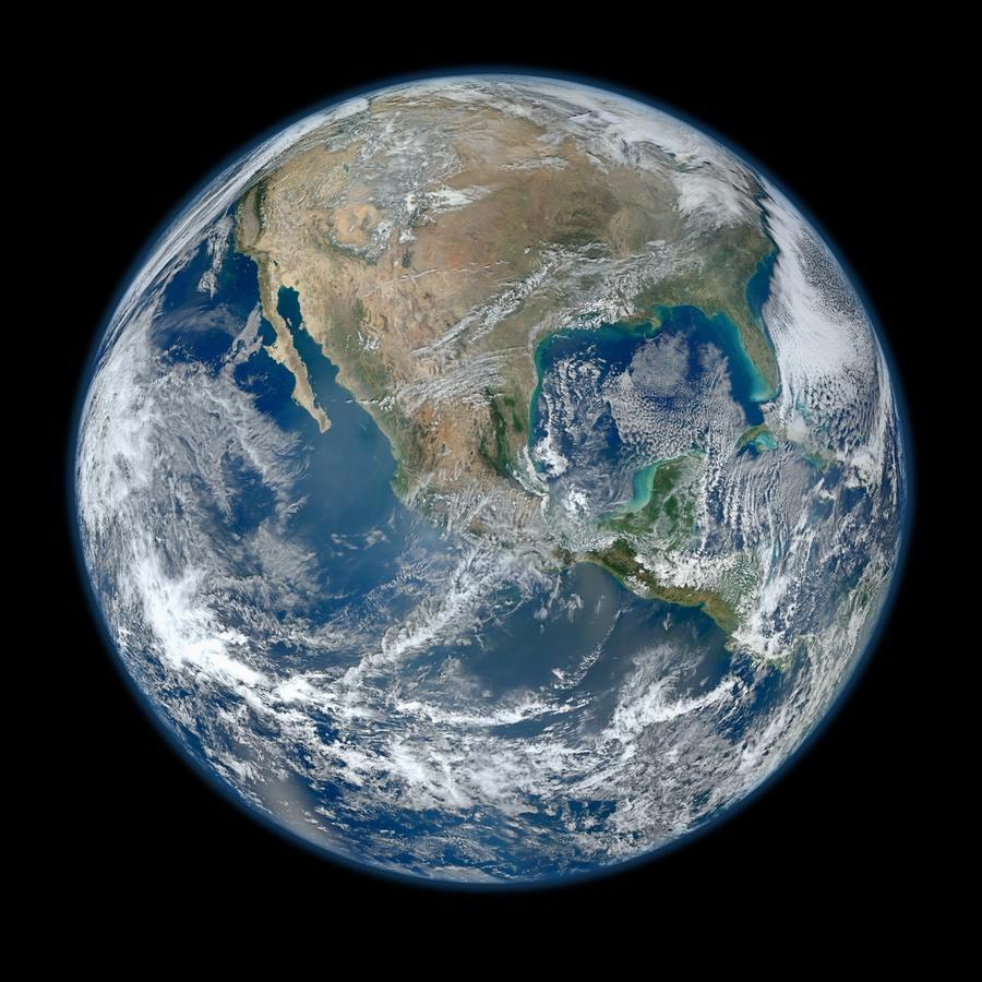 World Earth Planet Globe 45208