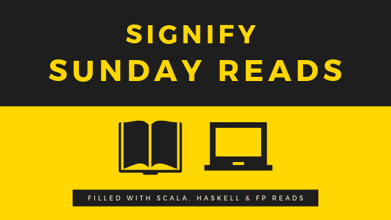 Copy Of Signify Sunday Reads